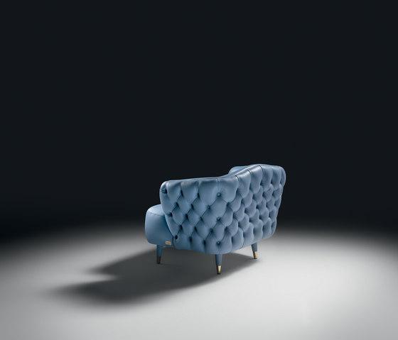 Savoi Armchair de black tie | Sillones lounge