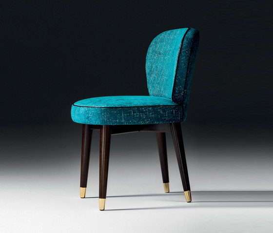Olivia Chair by black tie | Chairs