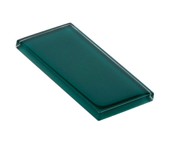Glasstints | deep ocean glossy de Interstyle Ceramic & Glass | Carrelage en verre