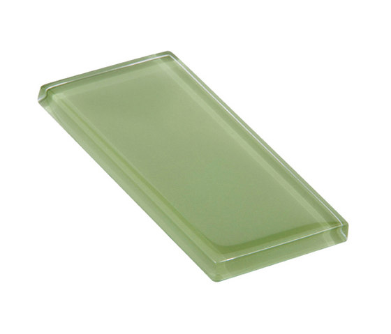 Glasstints | willow green glossy de Interstyle Ceramic & Glass | Carrelage