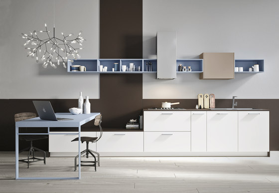 Code by Snaidero USA | Fitted kitchens
