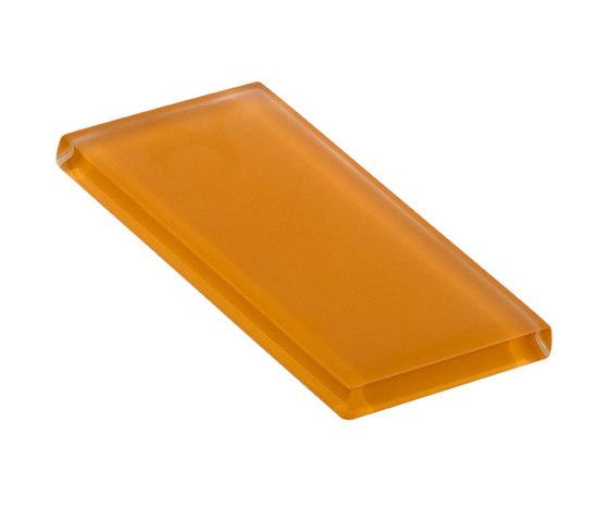Glasstints | orpiment yellow matte de Interstyle Ceramic & Glass | Carrelage en verre