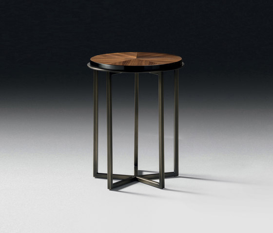 Elliot Coffee Table de black tie | Mesas auxiliares