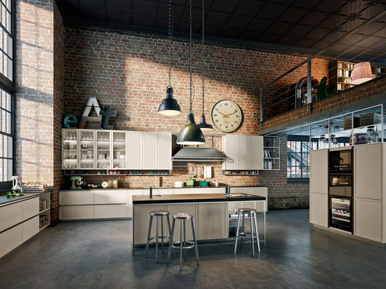 Frame by Snaidero USA | Kitchen cabinets