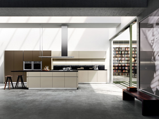 Idea by Snaidero USA | Fitted kitchens