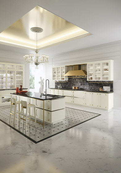 Kelly by Snaidero USA | Island kitchens