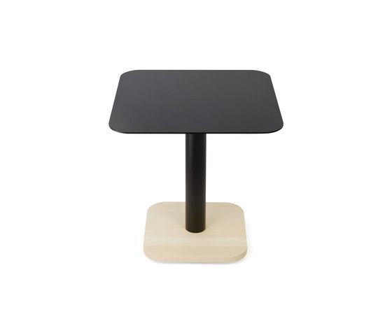 123 Side table di ECHTSTAHL | Tavolini di servizio