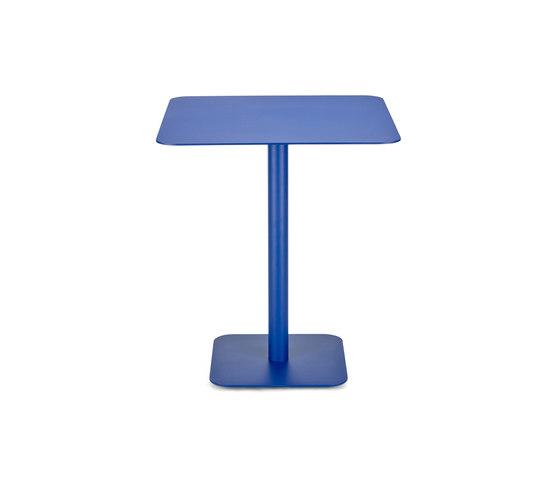 123 Bistro table di ECHTSTAHL   Tavoli bistrò