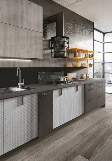 Loft by Snaidero USA | Fitted kitchens
