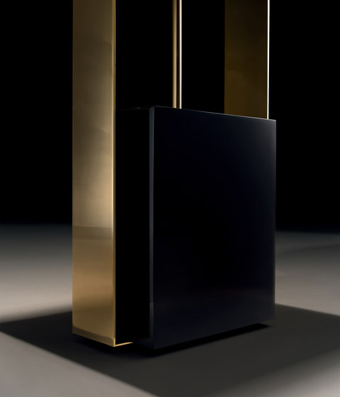 Tosca Lamp by black tie   Free-standing lights