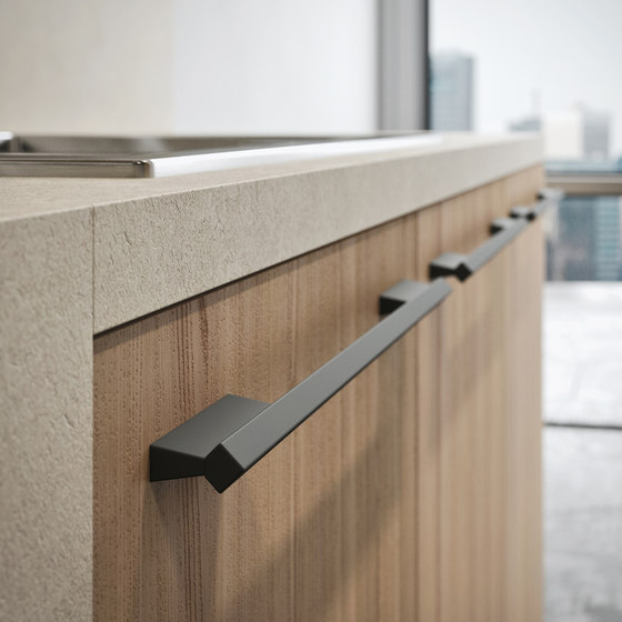 Opera | olmo natural by Snaidero USA | Fitted kitchens
