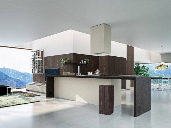 Way by Snaidero USA | Fitted kitchens
