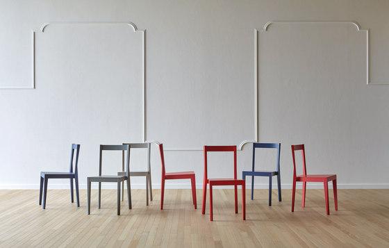 Emilia de miniforms | Chairs