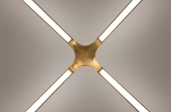 Truss X Chandelier von STICKBULB | Allgemeinbeleuchtung