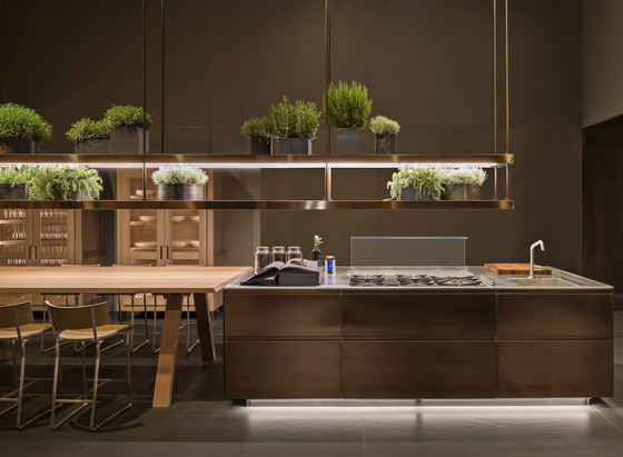 Principia by Arclinea | Fitted kitchens