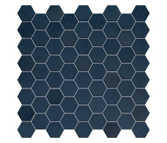 Betonstil Hexa Deep Navy by TERRATINTA GROUP | Ceramic tiles