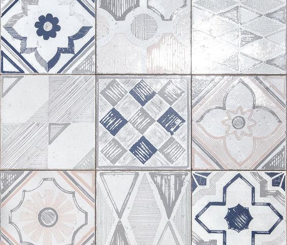 Betonstil MixDecò Union wet&shiny di TERRATINTA GROUP | Piastrelle ceramica