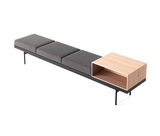 Brick | bench de CACCARO | Bancos