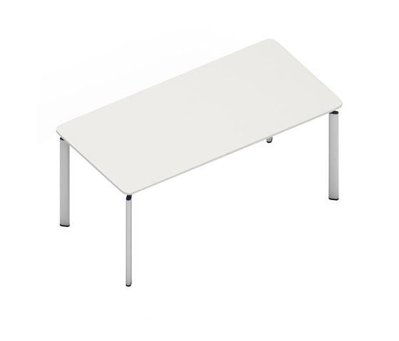 Clavis by Tecno | Multipurpose tables