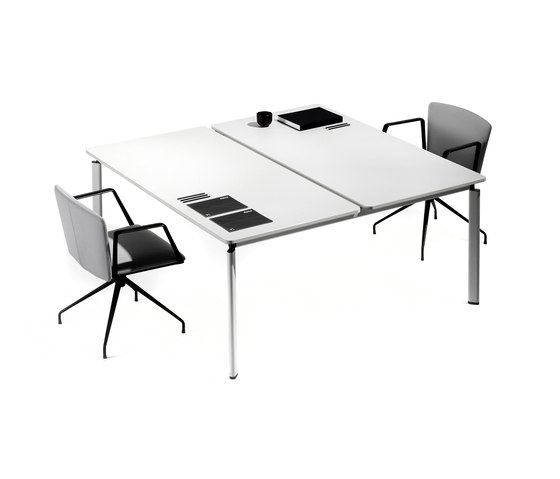 Clavis by Tecno | Multipurpose tables