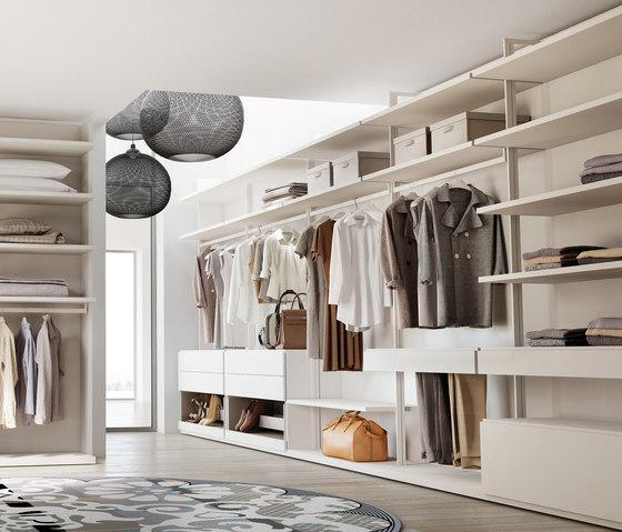 Cabina DR | dressing room von CACCARO | Begehbare Schränke