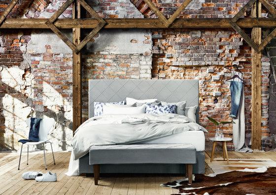 Aurea by Fennobed   Double beds