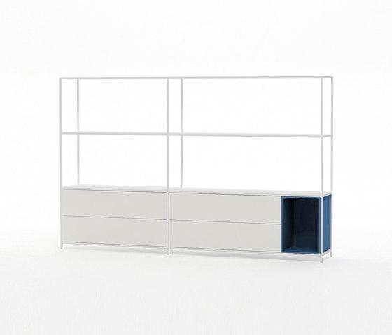Minima 4.2 by MDF Italia | Shelving