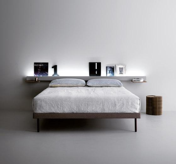 Groove | bed von CACCARO | Betten