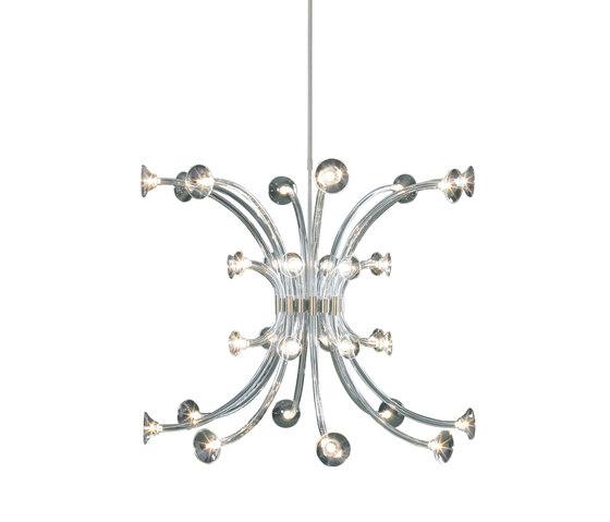 Jei Jei suspension Maxi (32 lampe) de Penta | Chandeliers