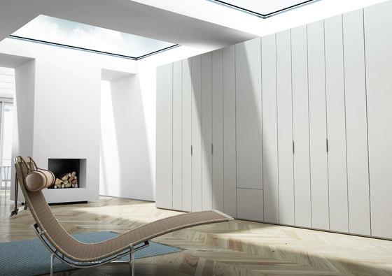 Lineare armadio armadi caccaro architonic for Rivenditori mobili