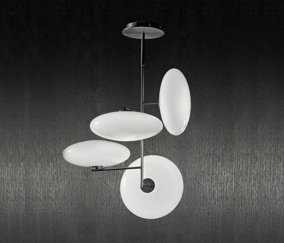 Mamì 4 lights pendant di Penta | Lampade sospensione