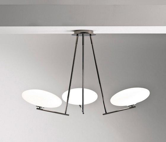 Mamì làmpara de techo media (3 luz) de Penta   Lámparas de suspensión
