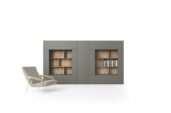 Roomy | moduli libreria di CACCARO | Armadi