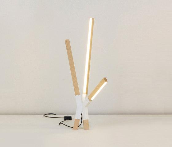Little Bang Table Lamp von STICKBULB | Allgemeinbeleuchtung