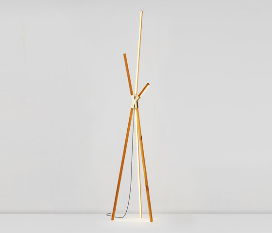 Big Bang Floor Lamp de STICKBULB | Lámparas de pie
