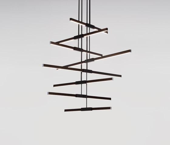 Stickbulb Custom | Multiple Pendant von STICKBULB | Allgemeinbeleuchtung