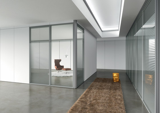 DV604-Partition Wall 05 by DVO | Wall partition systems
