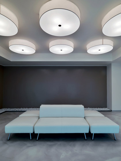 Slide cilindro de Penta | Lámparas de techo