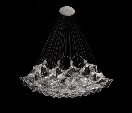 Facet by LASVIT | Suspended lights
