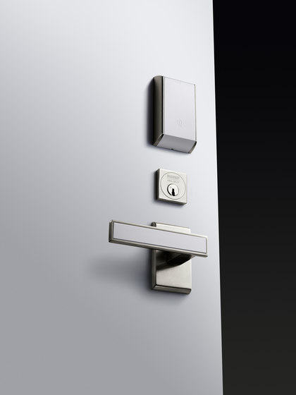 Wooster Square - H003 by SARGENT | Handle sets