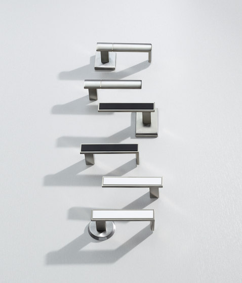 Wooster Square Series Lever Handles From Sargent