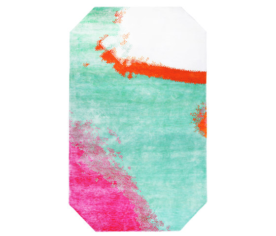 Maquette 103 by Henzel Studio | Rugs / Designer rugs