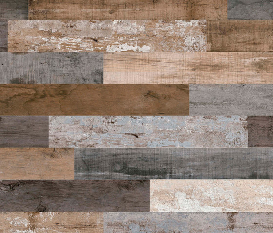 Montgomery-R Multicolor by VIVES Cerámica | Ceramic tiles
