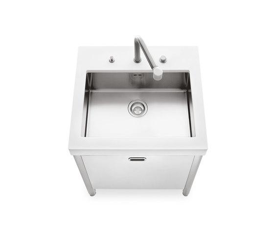 Sinks 70 Kitchens by ALPES-INOX | Kitchen sinks