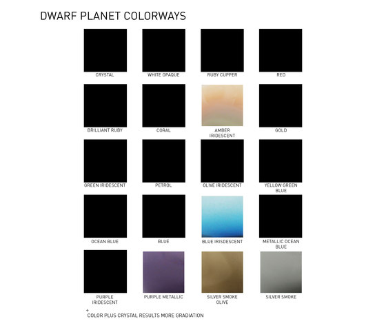 DWARF PLANET by ELOA | General lighting