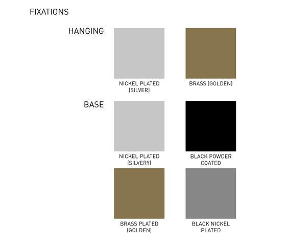 DWARF PLANET von ELOA | Tischleuchten