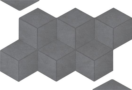 Basic Grey | BA1730G von Ornamenta | Keramik Fliesen