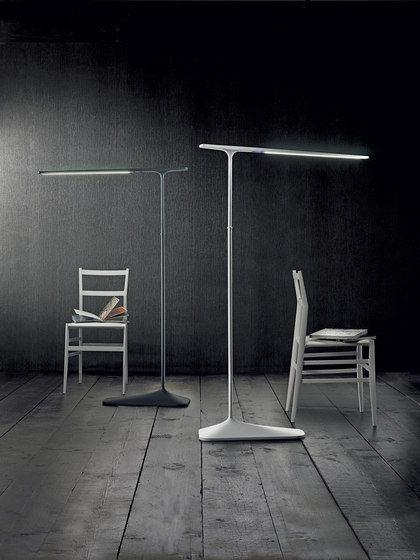 Ciak adjustable floor lamp by Penta | Free-standing lights