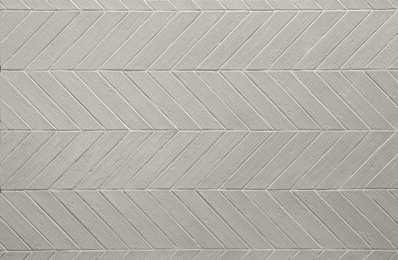 Wood' n Would | Dolphin Herringbone by Ornamenta | Ceramic tiles