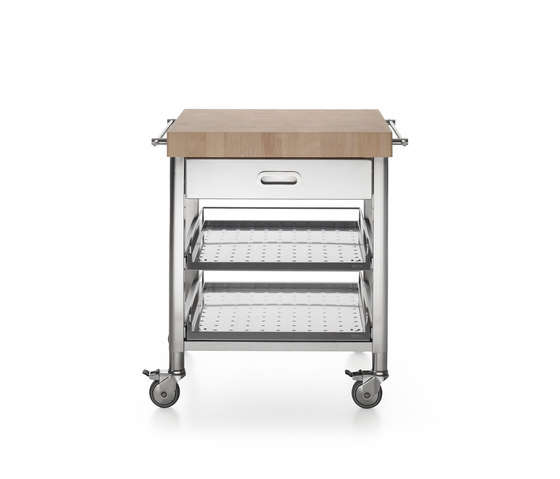70 Kitchen Carts by ALPES-INOX | Mobile kitchen units